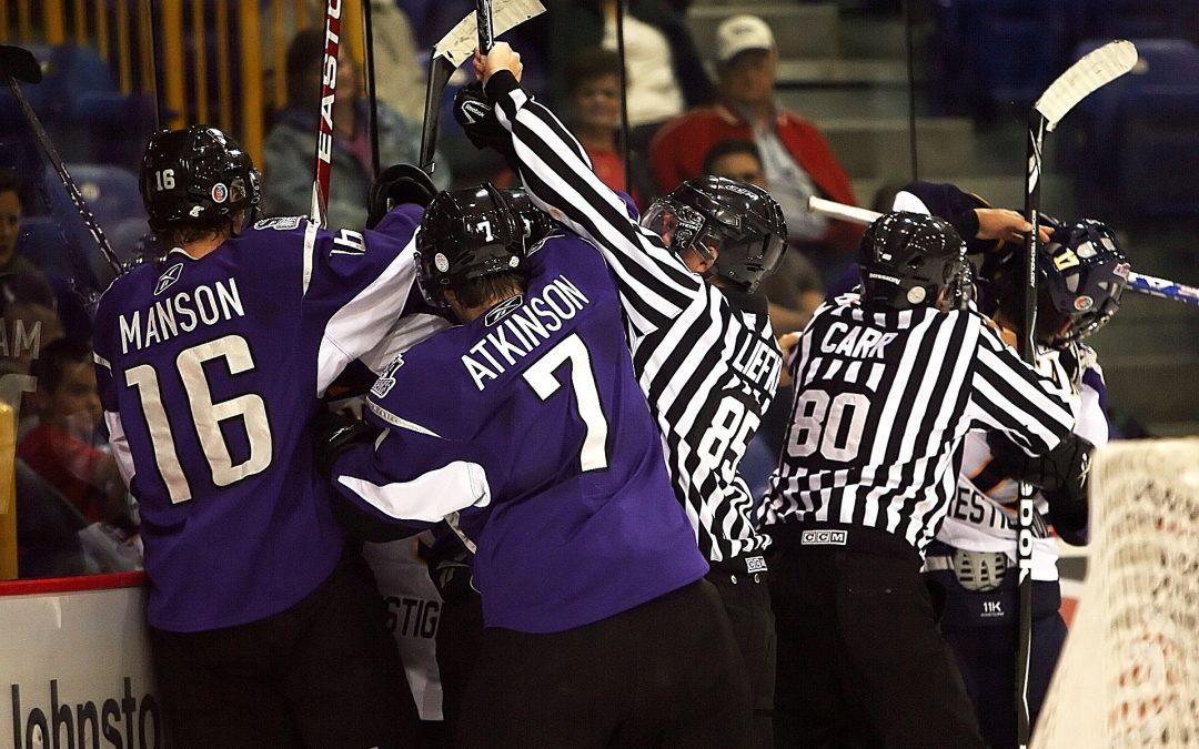 37 Status för utveckling av ishockeysport