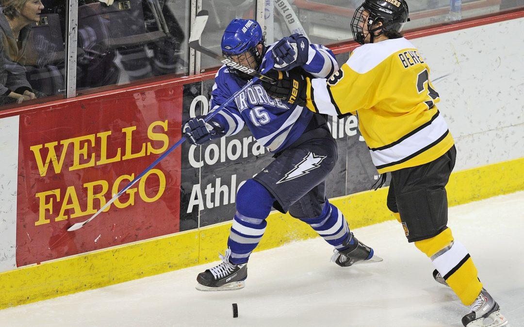 Spela ishockey: tips för att spela hockey för att spela bättre